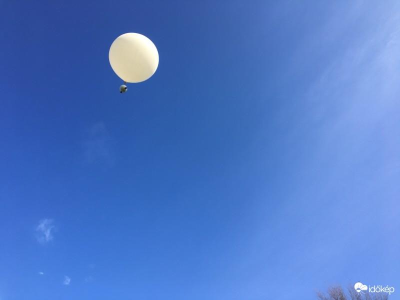 Megtaláltuk a a ballont