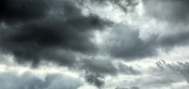 Mediterrán ciklon hoz esőt, záport