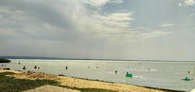 Szombaton még strandidő