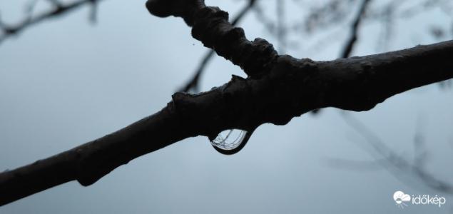 Esős, szeles napokkal folytatódik a hét