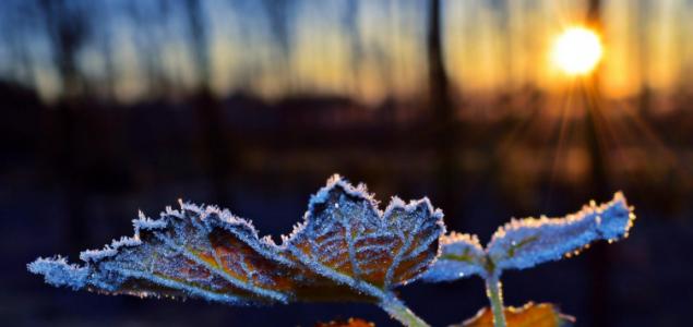Csípős reggelek, hideg nappalok