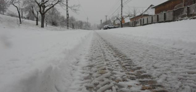 Nagy hó hullhat északon