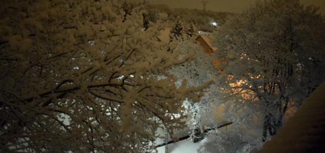Estétől sokfelé havazhat