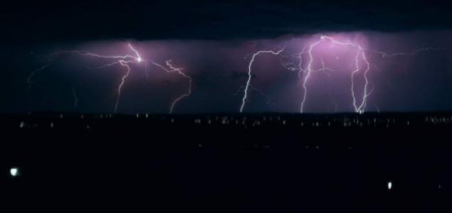 Vasárnap estére heves viharok jöhetnek
