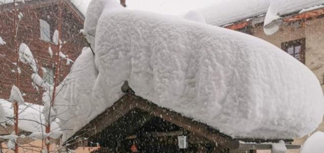 Áradás és havazás okoz fennakadást az olaszoknál