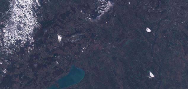 Ipari hó az űrből