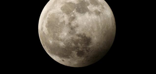 Félárnyékos holdfogyatkozás lesz pénteken