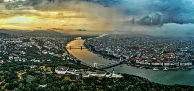 Budapesti szélrekordot regisztráltak kedden