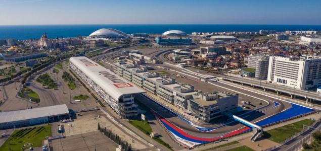 F1 2020: Nyári meleg várja a csapatokat Szocsiban