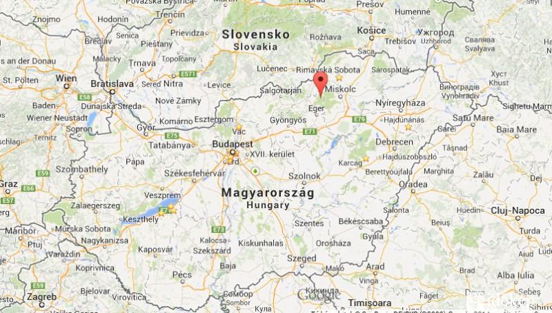 kékestető térkép Új csúcsa van a Bükknek kékestető térkép