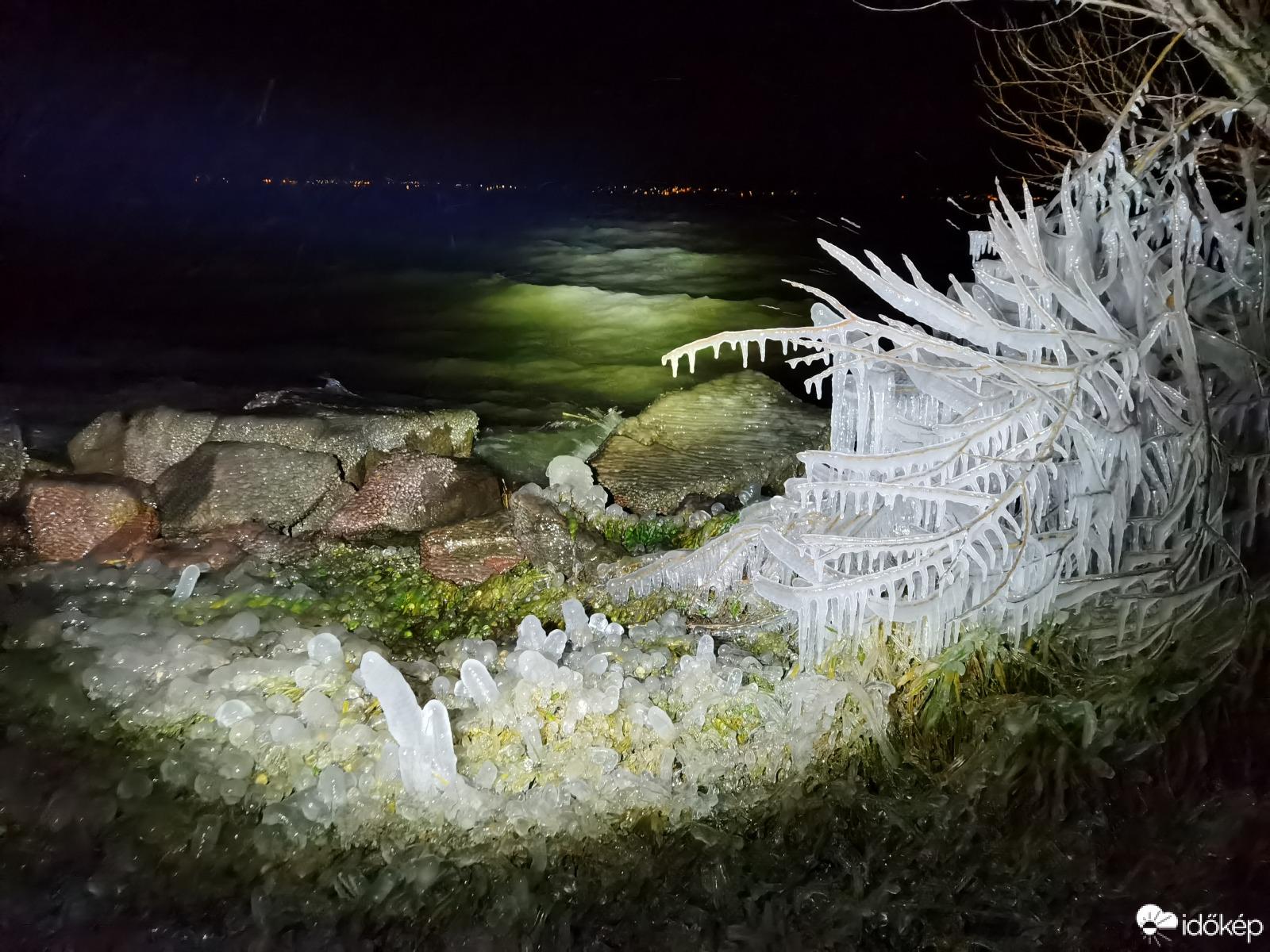 Egy idegen világ – jégbe zárva